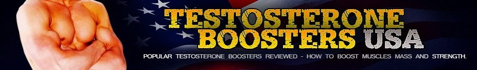 Testosterone Boosters USA