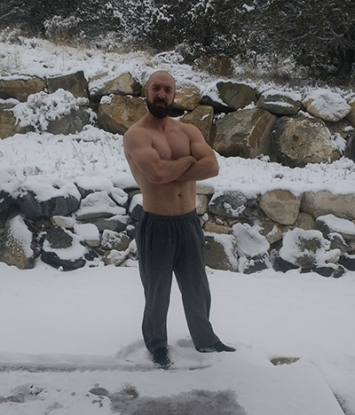 robert clark personal trainer alpha wolf